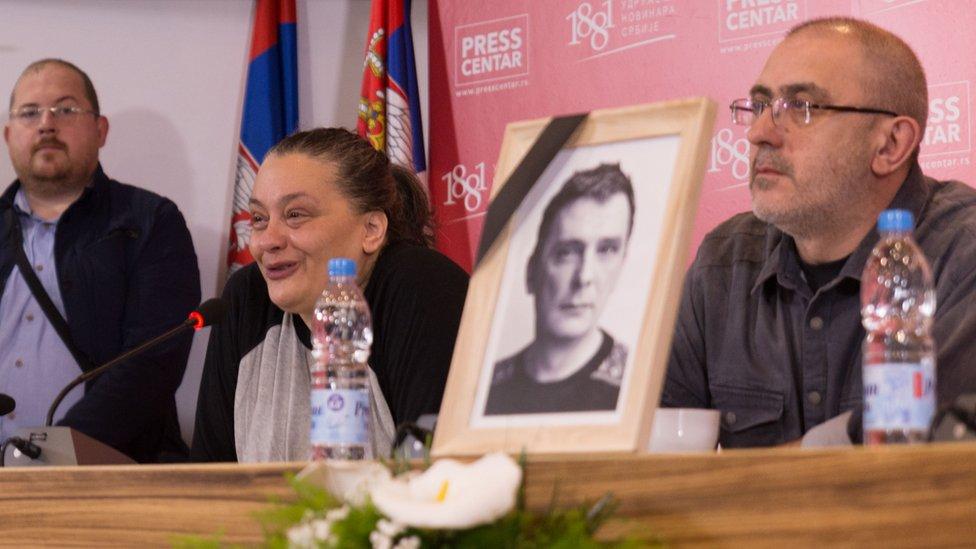 dejan anastasijević komemoracija