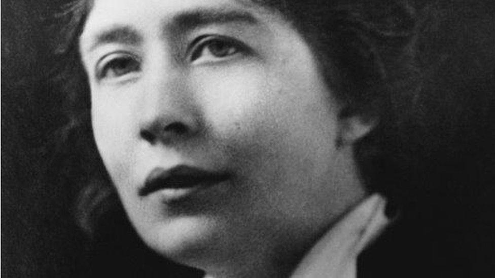Sylvia Pankhurst raised phone-tap concerns in 1930s