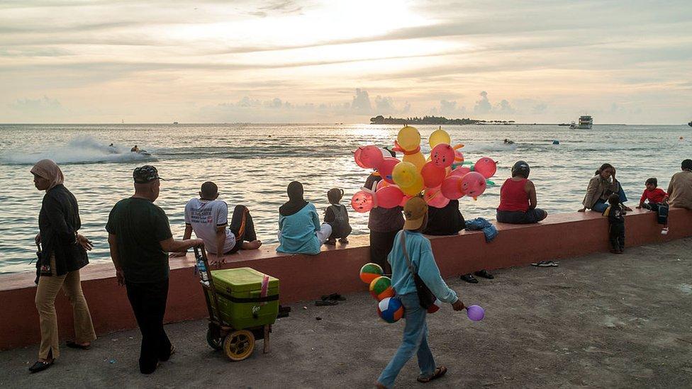 Makassar, Indonesia.