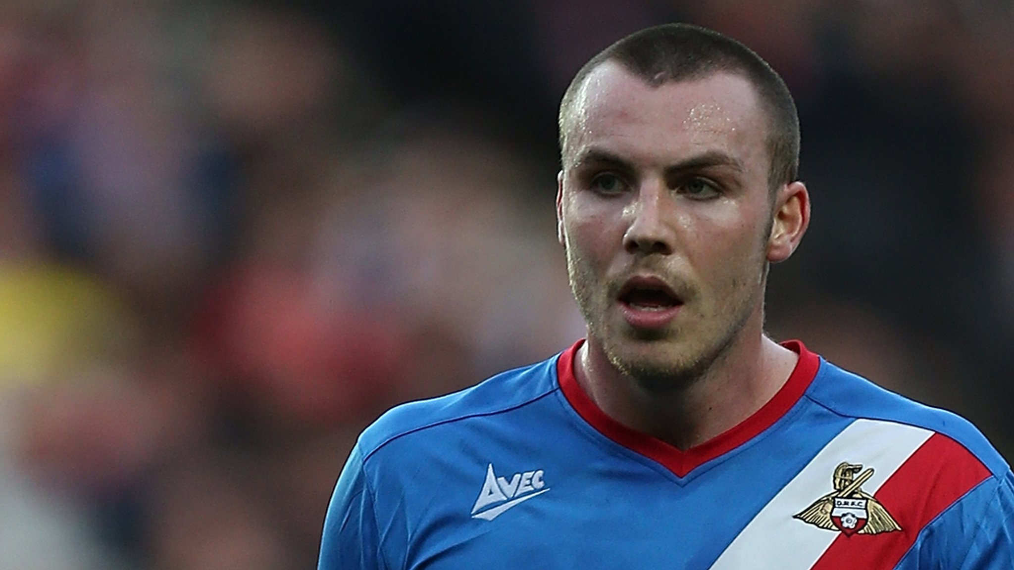 Luke McCullough: Tranmere Rovers sign midfielder on loan from Doncaster Rovers