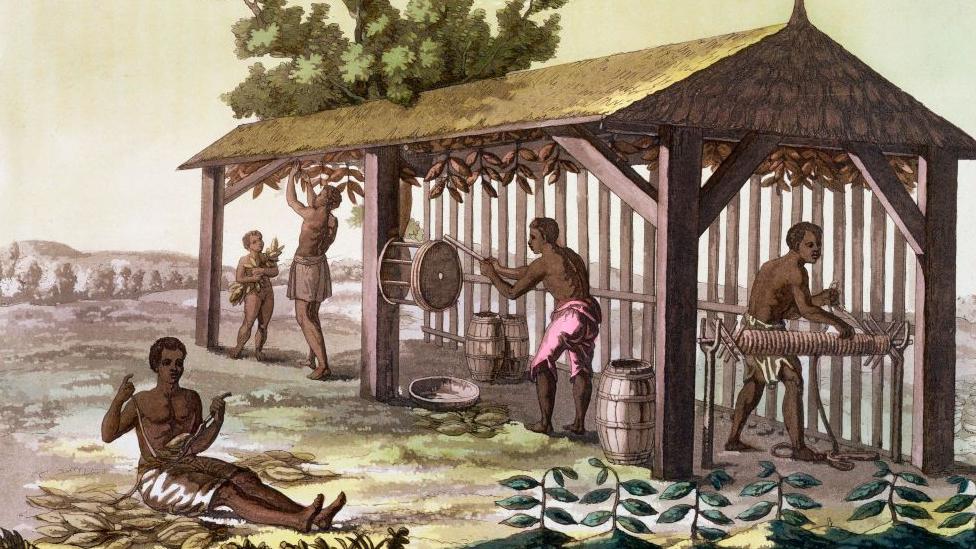 Kölelik düzeni ABD'de 200 yl sürdü.