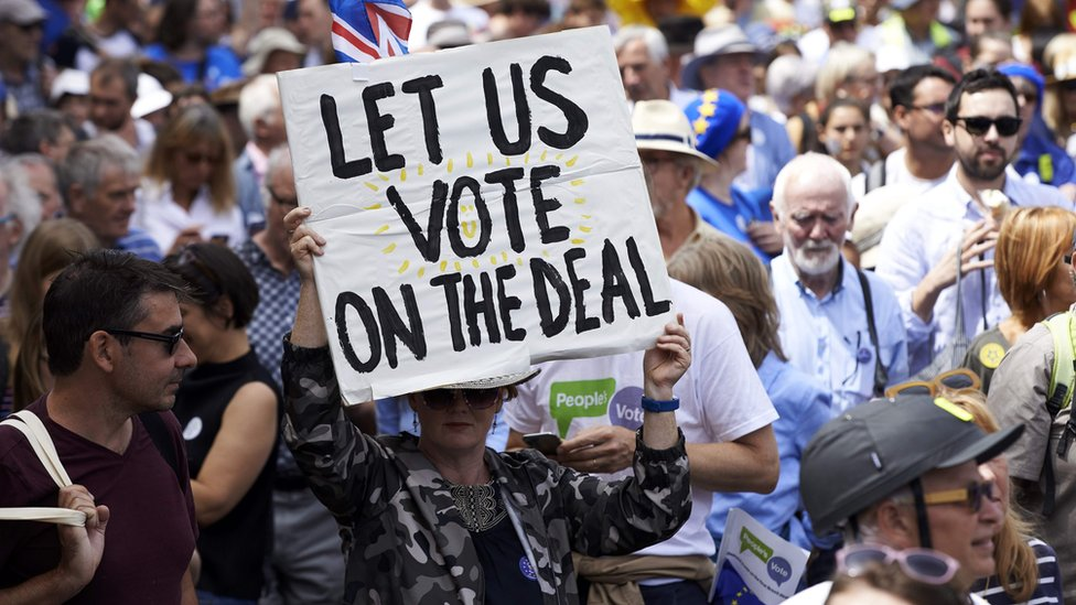 Brexit: How Europe does second referendums