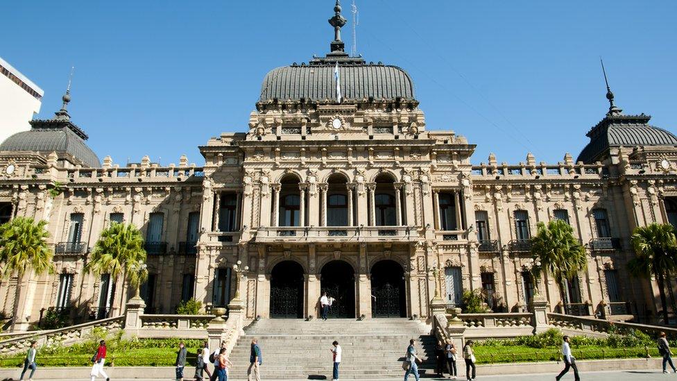 Sede del gobierno de Tucumán