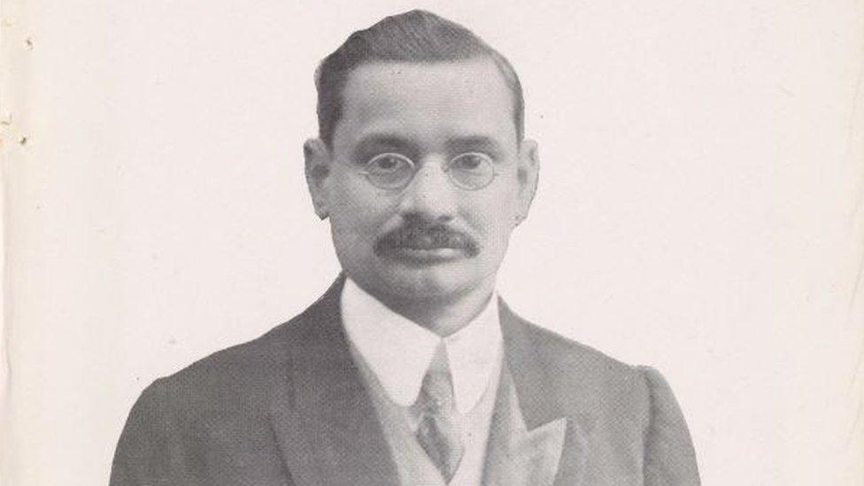 Shankar Abaji Bhisey