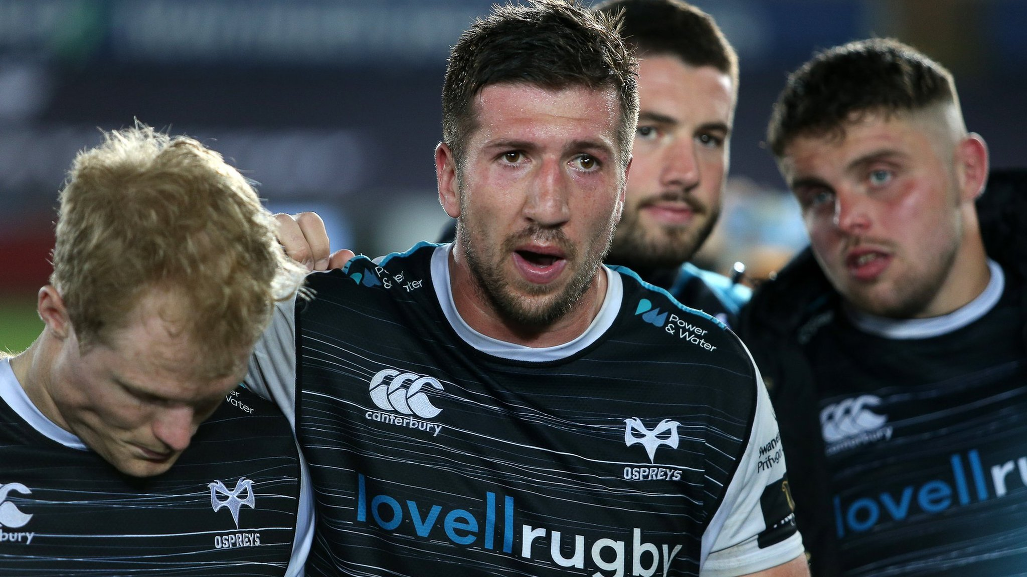 Ospreys overcome sleepless nights to take place among European elite