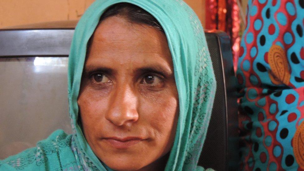 Halima Bibi (June 2015)