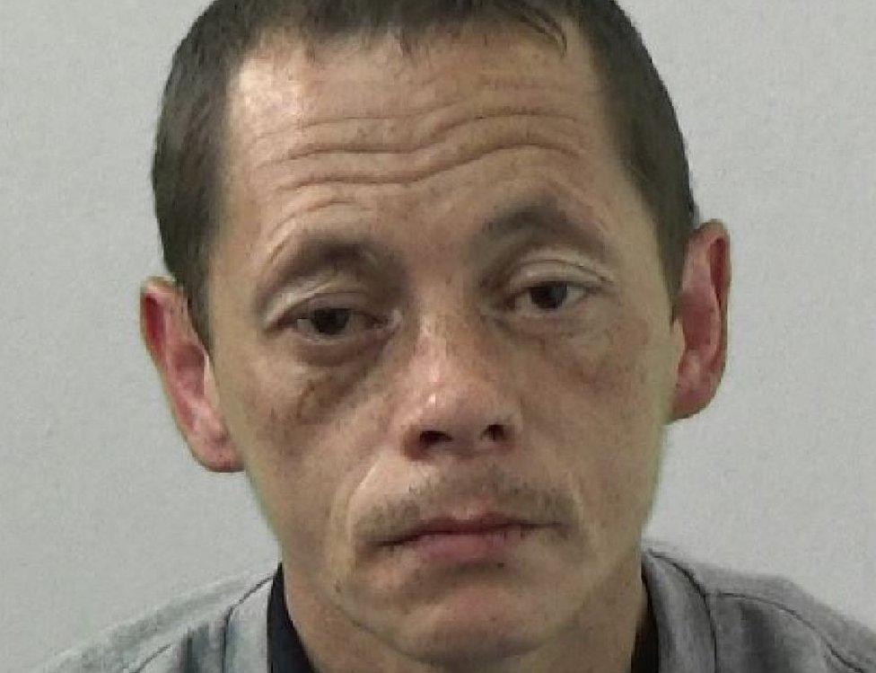 Suspected Heights Burglar Leaves ID at Crime Scene
