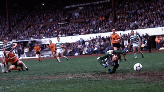 Scottish Cup final 1985: Celtic 2-1 Dundee Utd