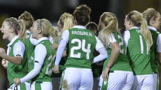 SWPL: Celtic aim to end Hibernian's cup dominance