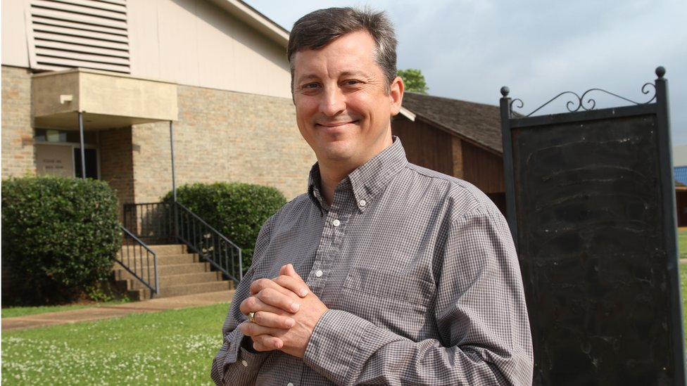 Chris Davis, a spokesman for the pro-life community in Shreveport