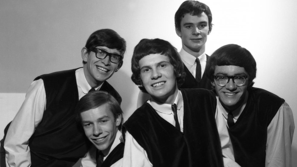 BBC News - The Zombies: Hertfordshire band enter Rock and Roll Hall of Fame