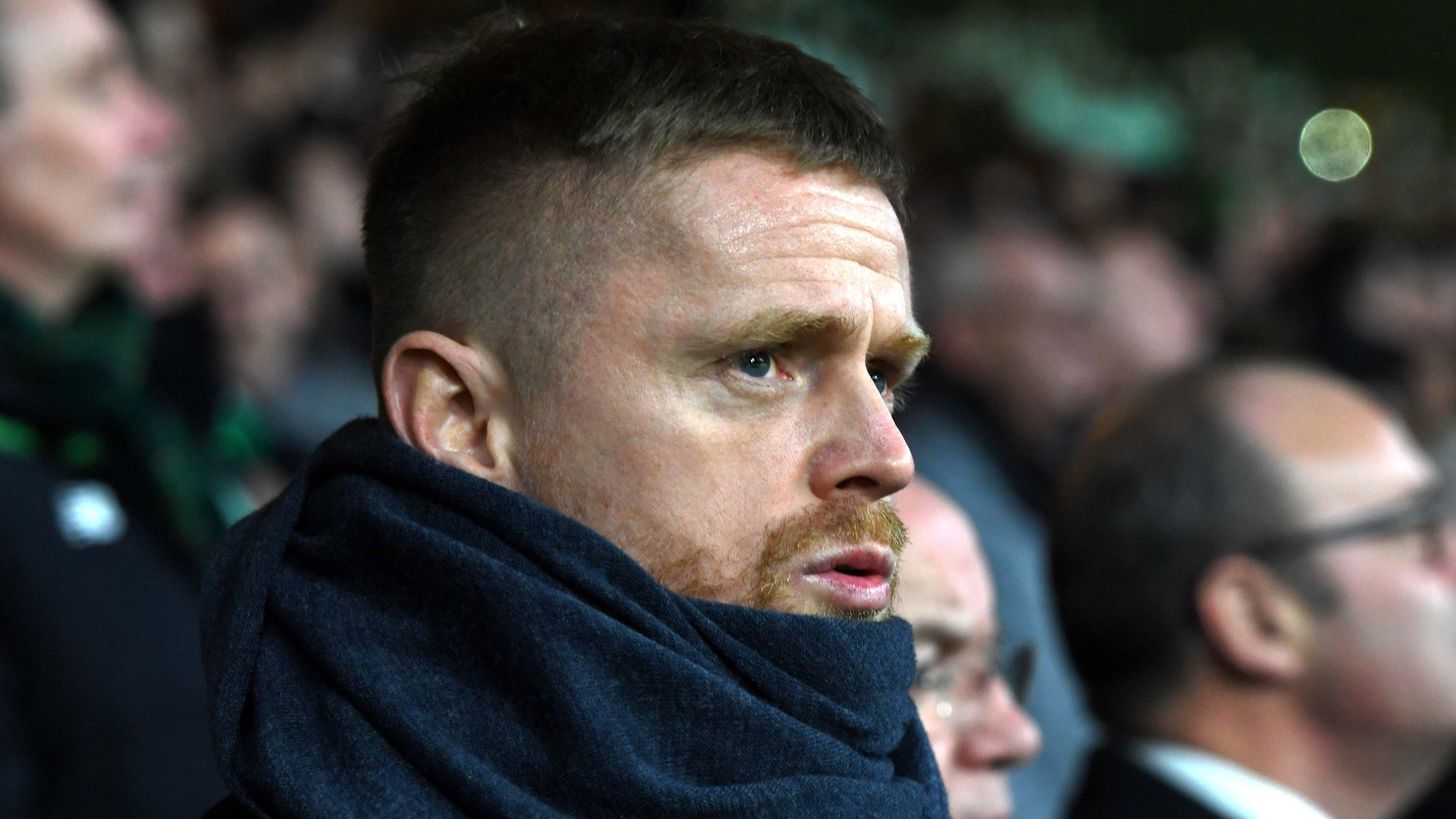 Damien Duff: Coaching at Celtic is next best thing to playing for club
