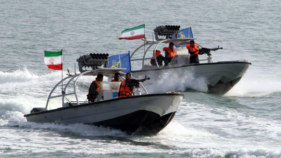 Иран задержал танкер с топливом в Персидском заливе