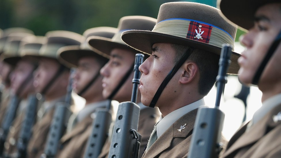 Gurkhas to recruit women for first time from 2020