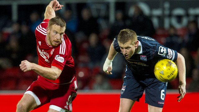 Highlights - Ross County 2-0 Aberdeen