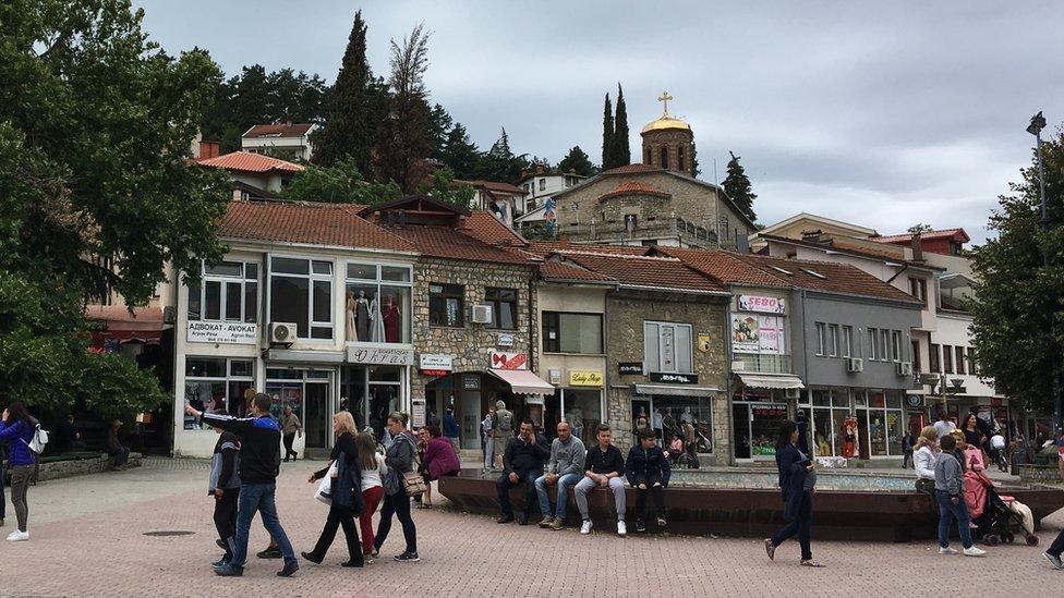 Ohrid, maj 2018.