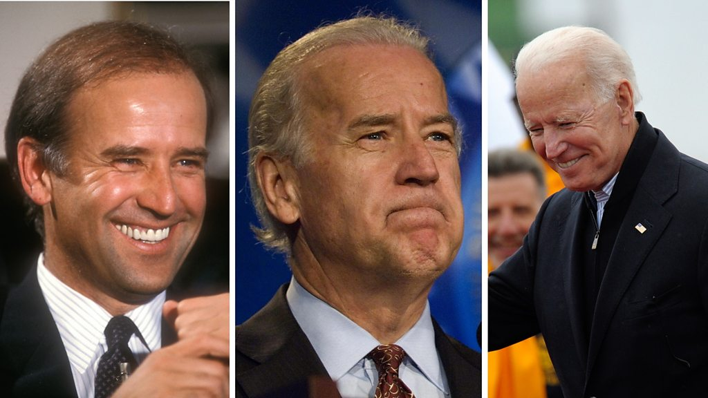 Joe Biden: Third time lucky in 2020 US president election?