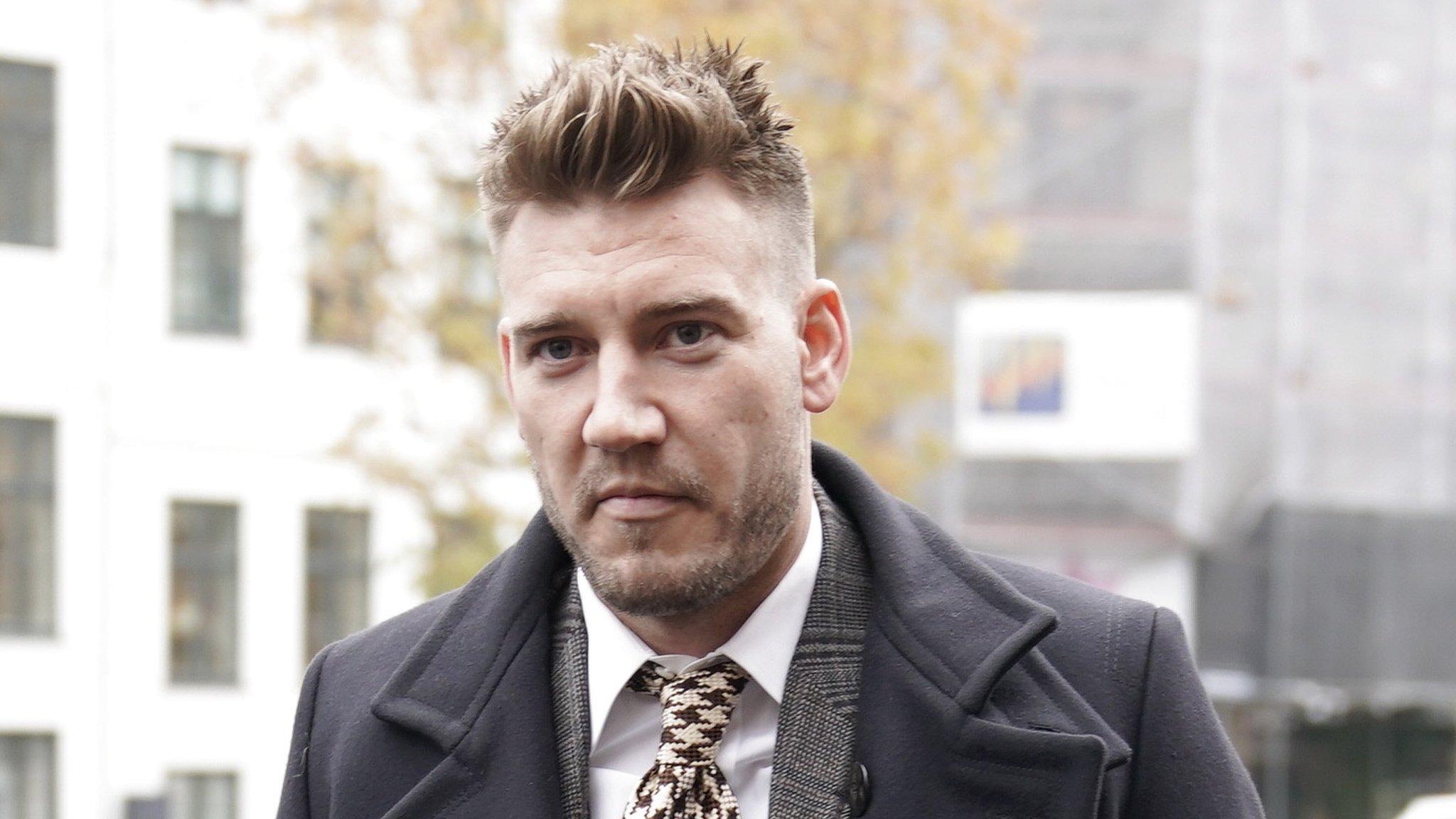 Nicklas Bendtner: Ex-Arsenal striker drops appeal against jail sentence