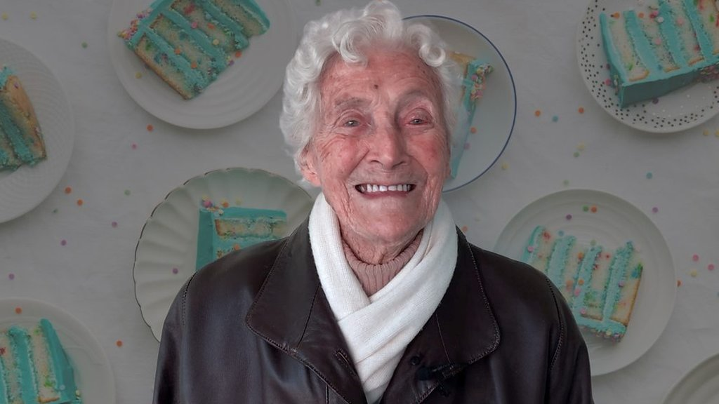 Eileen Ash: 'The secret to living to 107 is liking people'