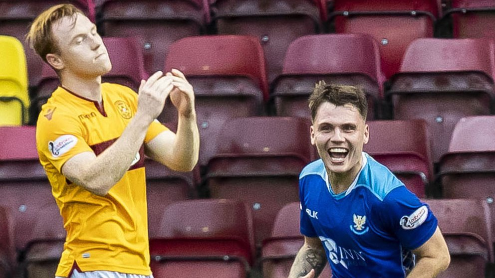 Motherwell 0-1 St Johnstone: Impotent Well stunned by Saints