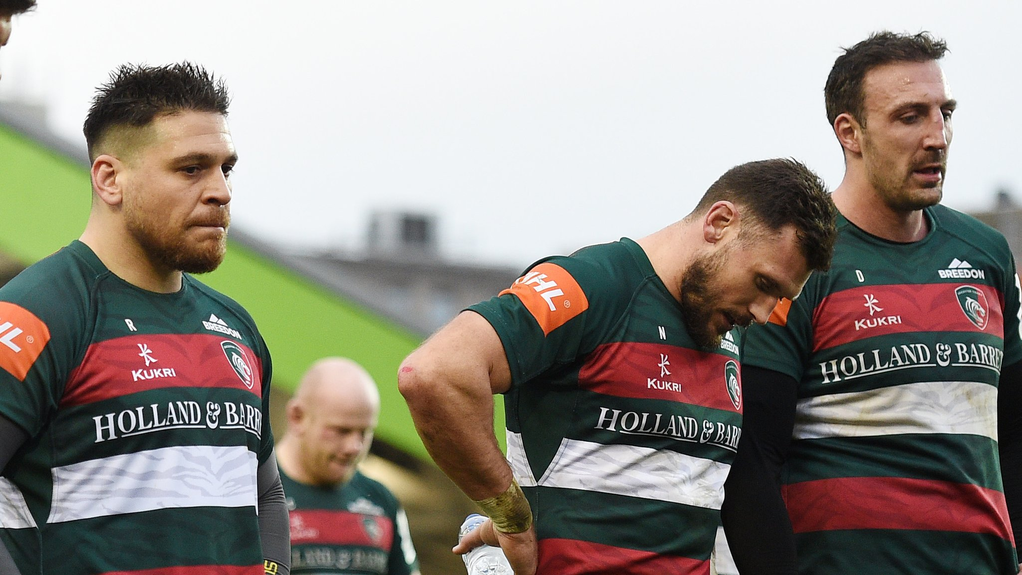 Geordan Murphy: 'Leicester at their lowest ebb in over 20 years'