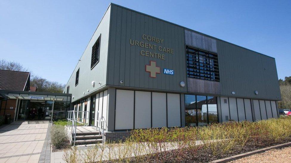 Corby Urgent Care Centre: New service contractor sought