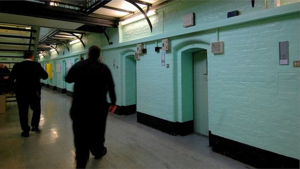 Chelmsford prison: Suicide failures at jail 'dismally regular'