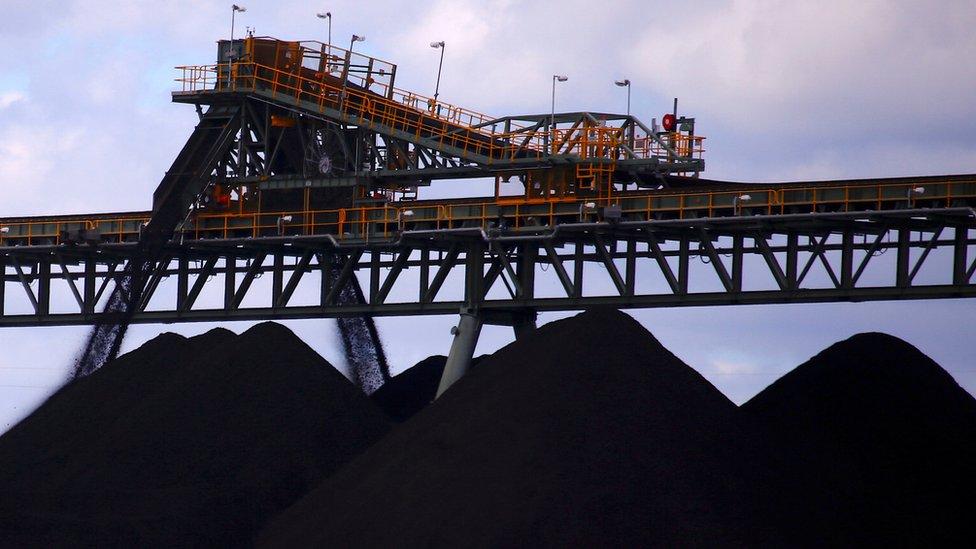 燃料煤是澳大利亚主要出口货物。(photo:EBCTW)