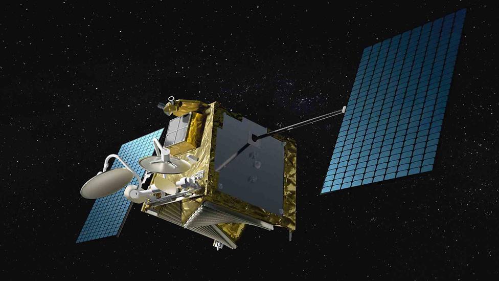 Artwork satellite