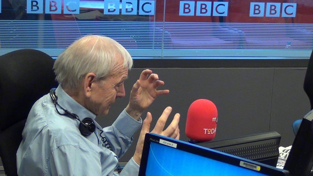 John Humphrys: 'I should have gone years ago'