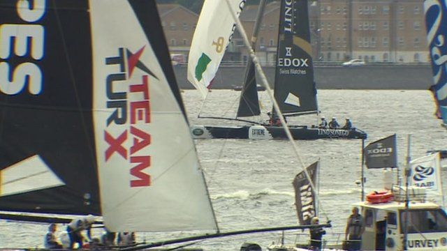 Extreme sailing