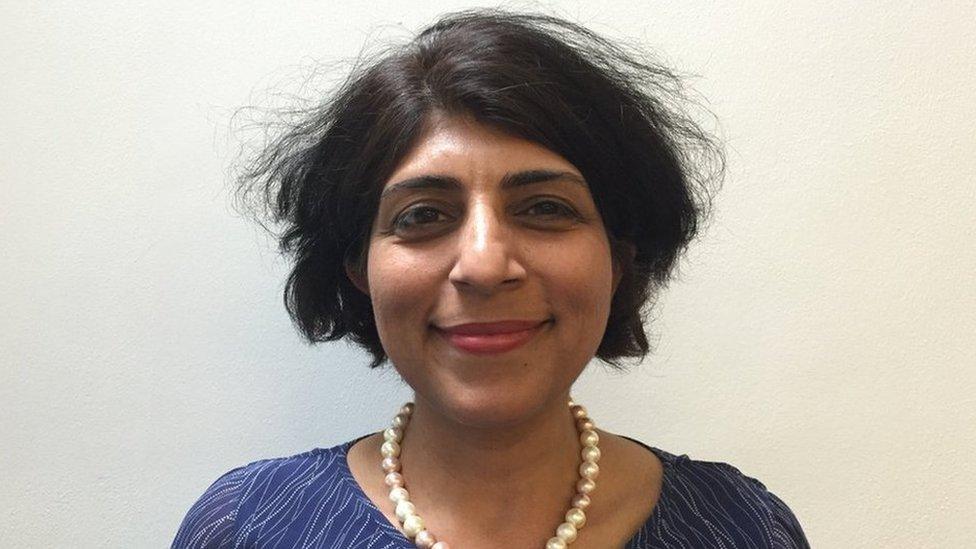 Prof Khalida Ismail