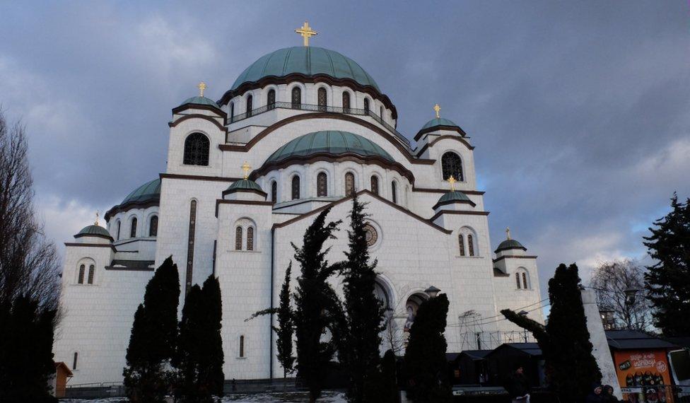 Sobor sv. Savvы