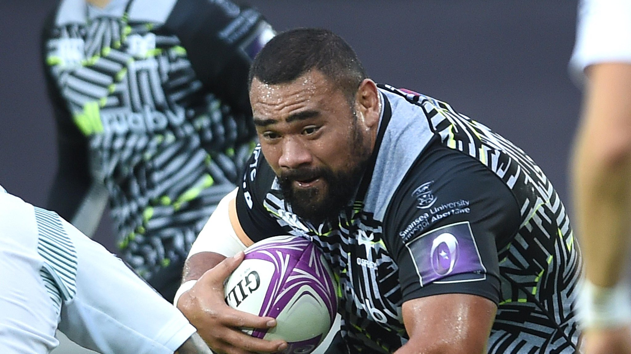 Ospreys forward Fia hoping for Tonga debut against Wales
