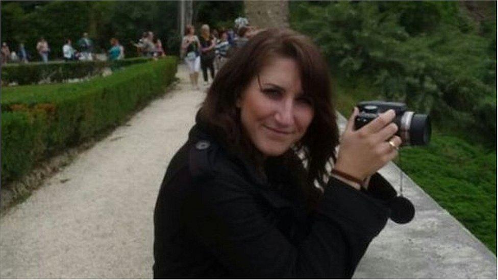 Lorry driver sued over cyclist Janina Gehlau's death
