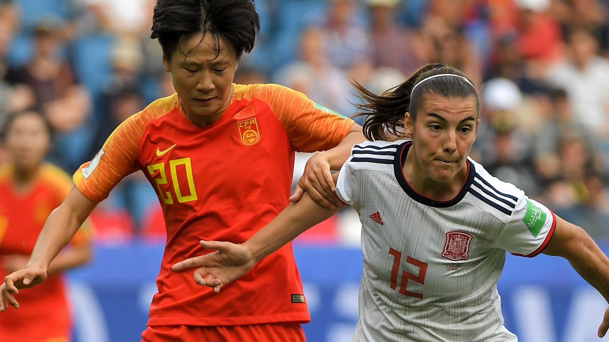 Women's World Cup: Spain and China reach last 16 after 0-0 stalemate