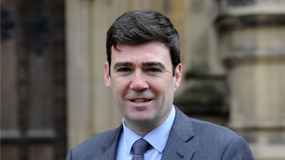 Andy Burnham was culture secretary and health secretary in Gordon Brown's government