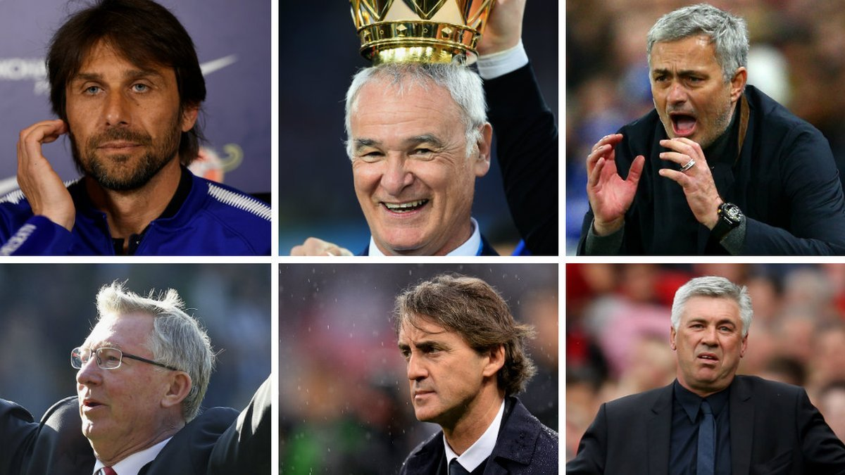 Antonio Conte: Chelsea manager's exit continues title-winning trend