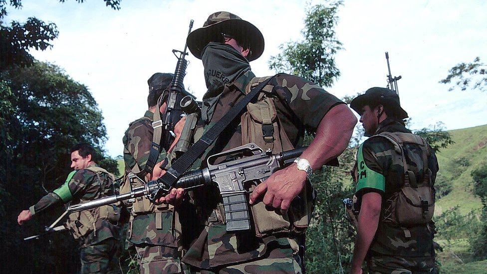 Ramón Isaza era el líder de las Autodefensas Campesinas del Magdalena Medio.