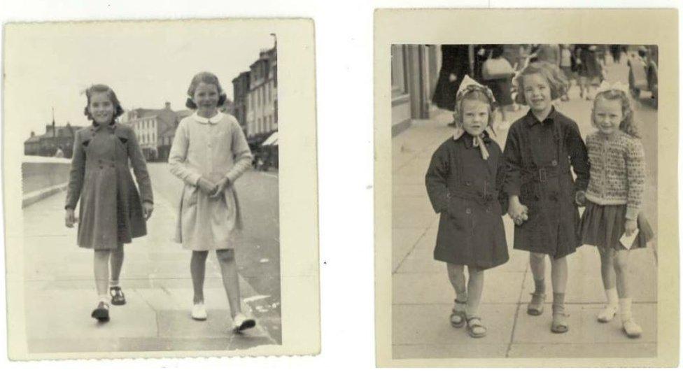 Niños en Millport