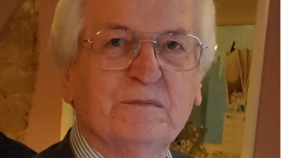Widower of murdered Arnold jeweller Marian Bates dies
