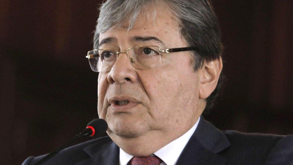 Carlos Holmes