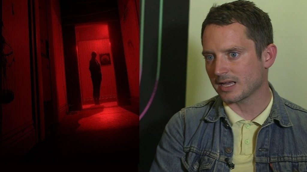 Elijah Wood reveals techno-horror VR game at E3