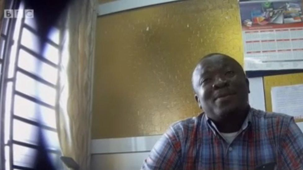 profesor Paul Kwame Butakor