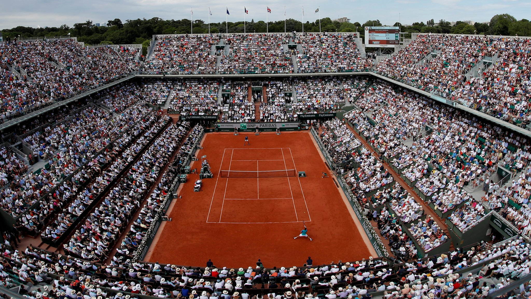 French Open 2018: How many multiple singles champions can you name?