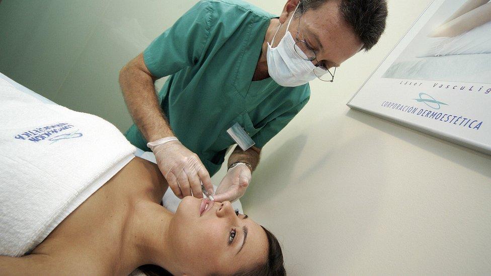 Cirugía estética en Venezuela
