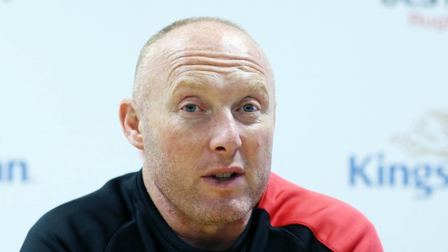 Head coach Neil Doak is frustrated by the number of injuries Ulster sustained at the Rugby World Cup