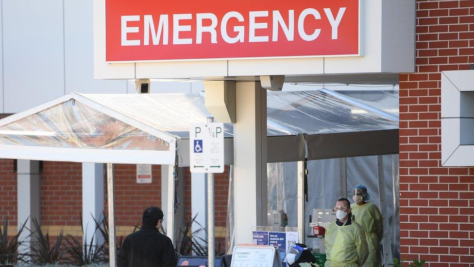 Hospital australiano