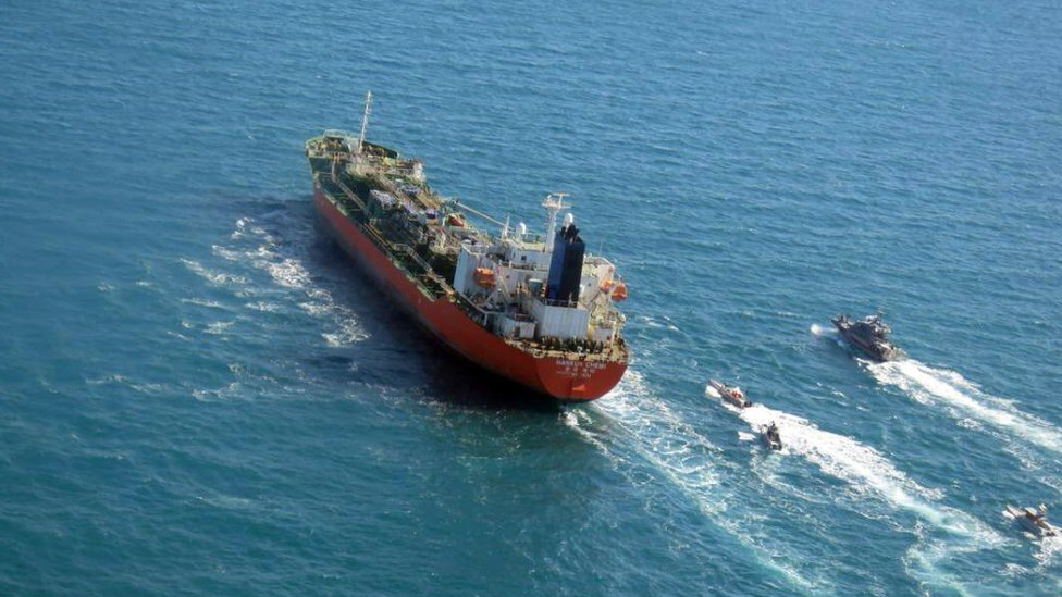 South Korea sends warship after Iran seizes tanker thumbnail