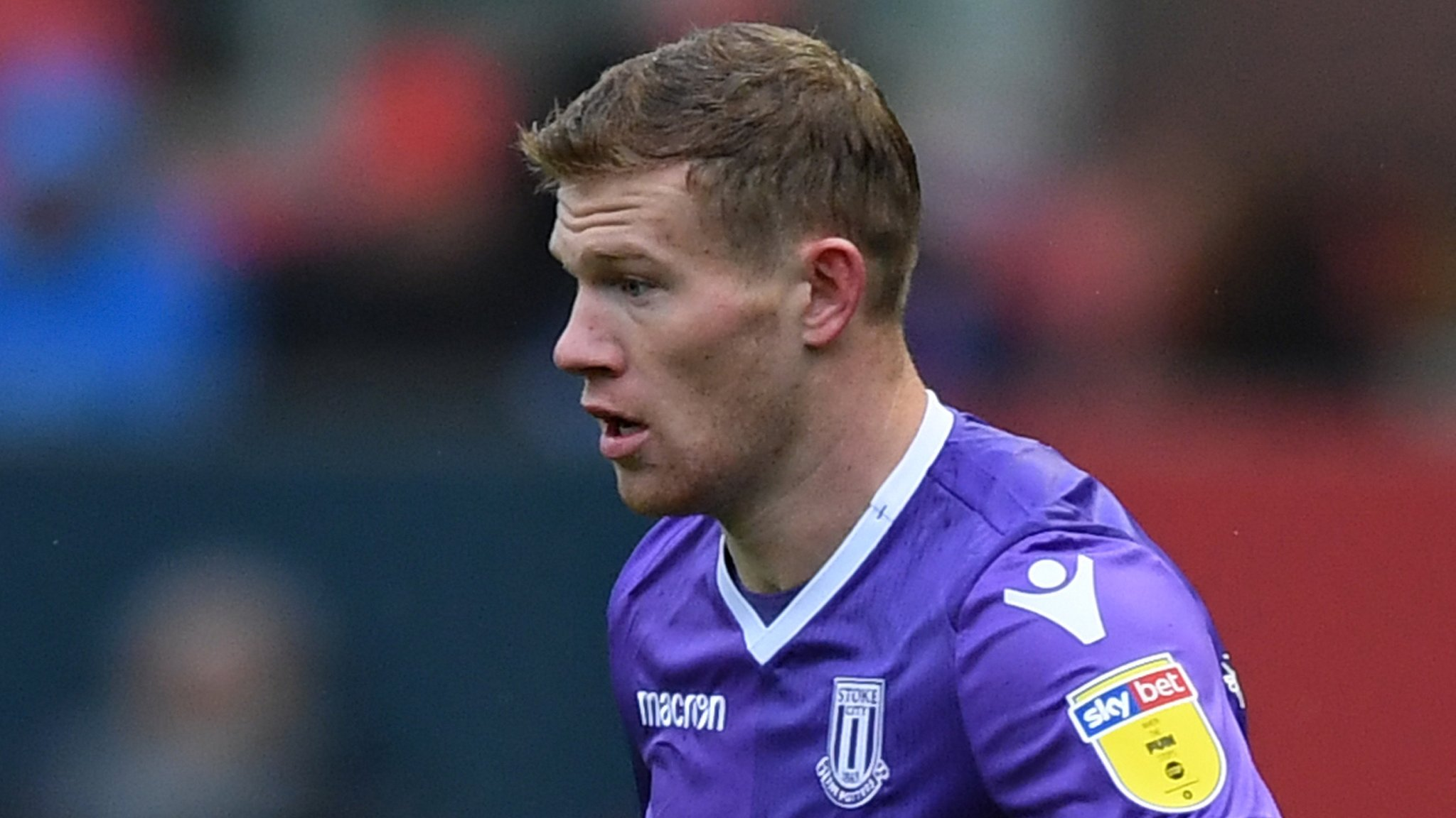 James McClean: Stoke City forward sent abusive packages in poppy row